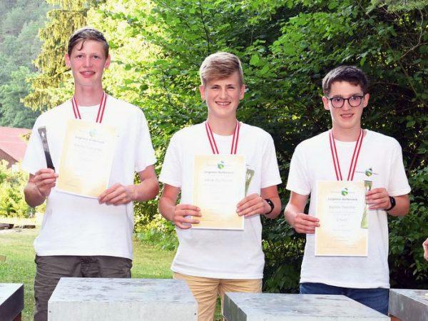 Bundessieger Jugendbewerb 2021
